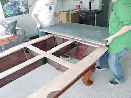 Pool table moves in Syracuse New York