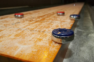 SOLO® Shuffleboard Movers Syracuse, New York.