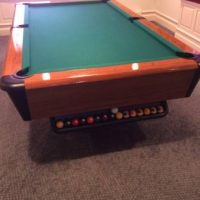 Billiards & Ping Pong Table