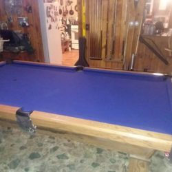 8 Ft Pool Table