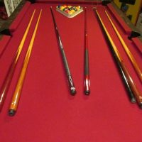 Brunswick 7ft Pool Table In Excellent Condition