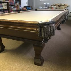 9ft Gandy Pool Table