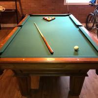 Olhausen Billiard 8' Pool Table
