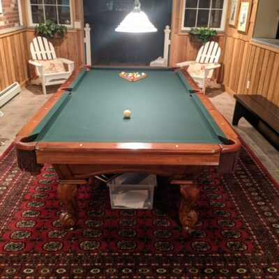 Olhausen Pool Table for Sale - Excellent Condition
